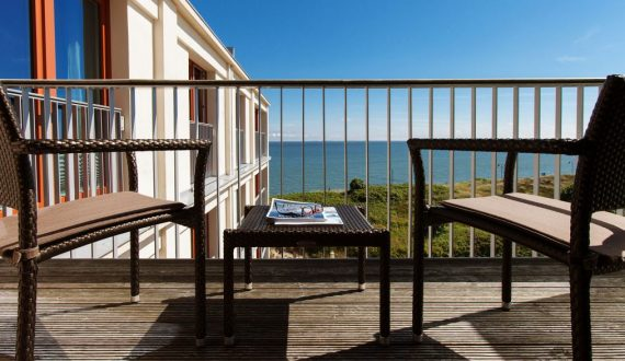 A-Rosa Sylt Balkon