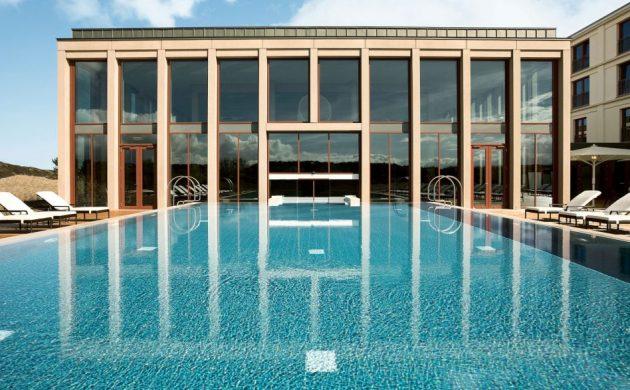 A-Rosa Sylt Pool außen