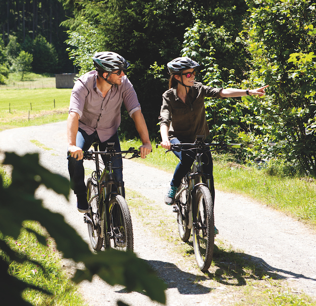 Fahrradtour Kitzbühel