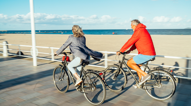 Fahrradtour Travemünde