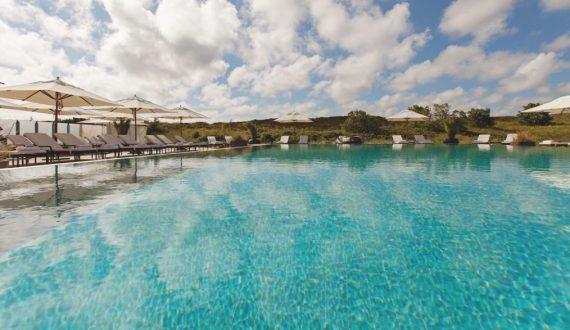 Pool im A-Rosa Sylt