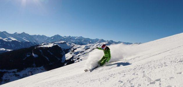 Skifahren Kitzbühel