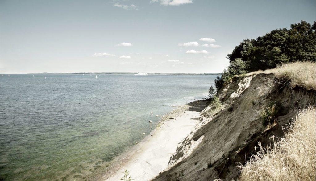 Steilküste Travemünde