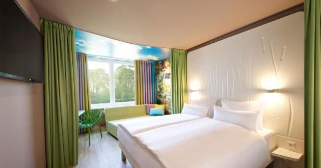 a-ja-Bad Saarow Komfort Kingsize Zimmer