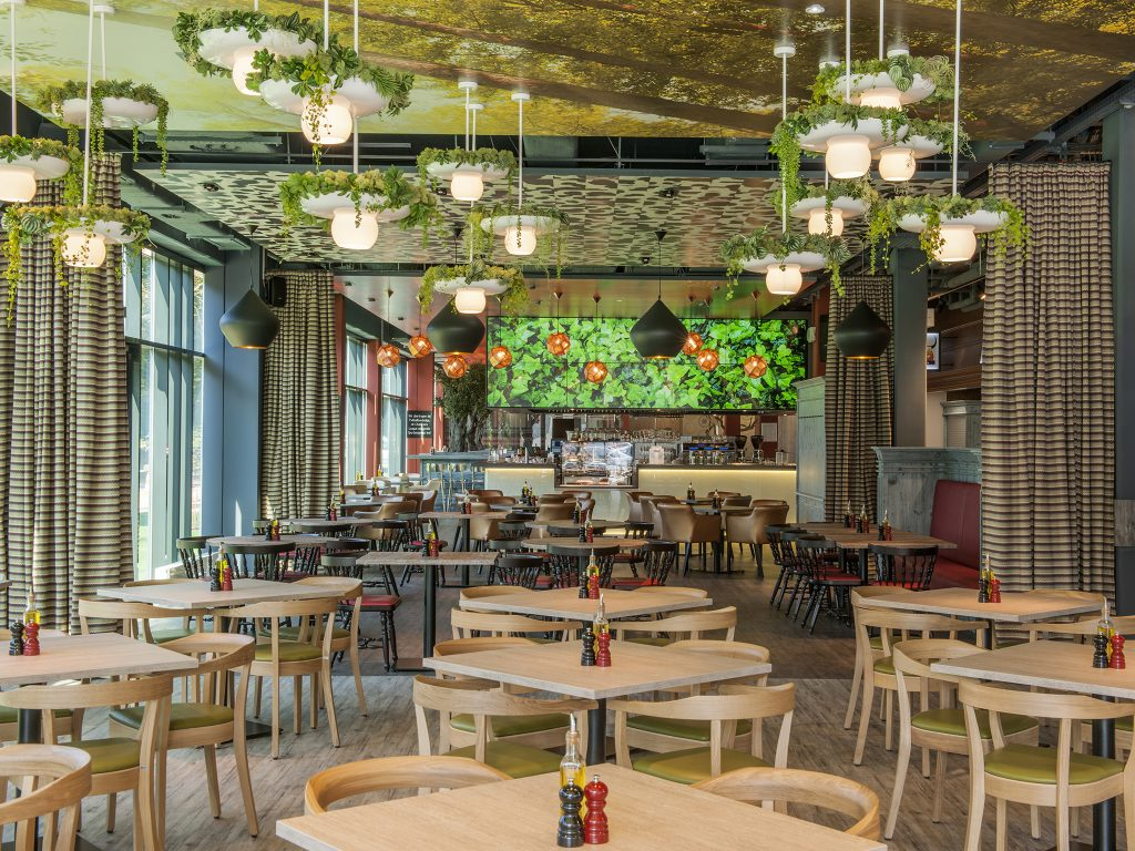 Restaurant a-ja Bad Saarow