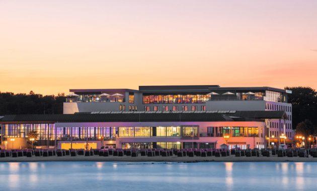a-ja Resort Sonnenuntergang