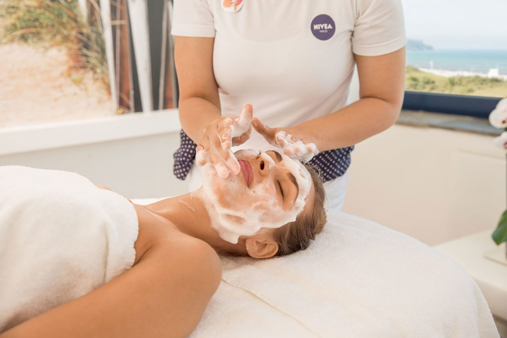 Nivea Wellness Treatment