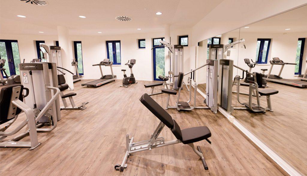 a-ja Wanremünde Fitnessraum
