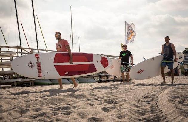 Surfen Grömitz