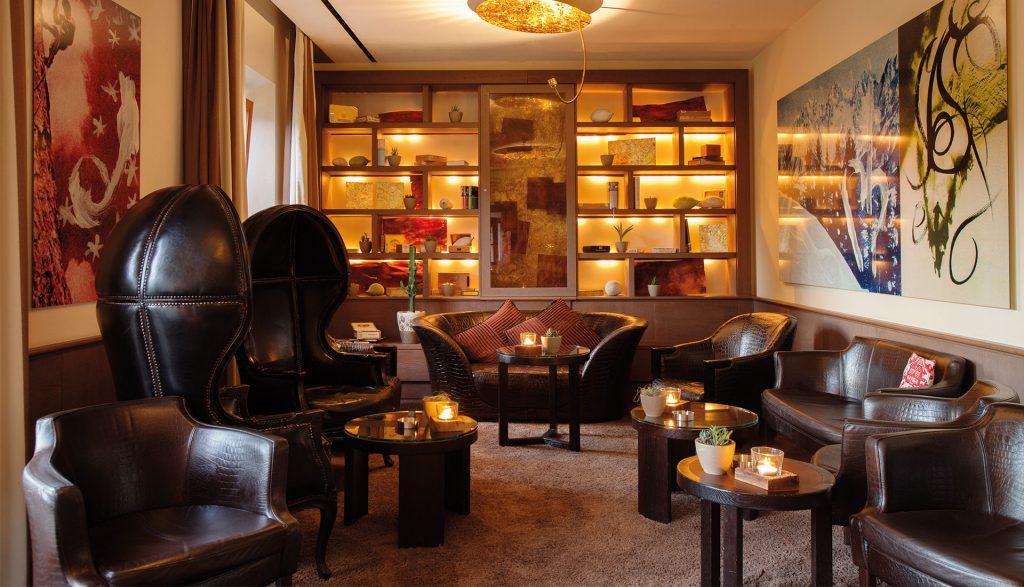 A-ROSA Kitzbühel Lounge