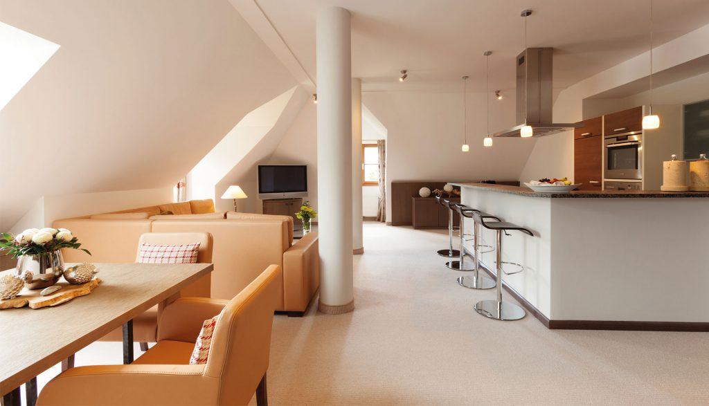 A-ROSA Kitzbühel Suite Zimmer