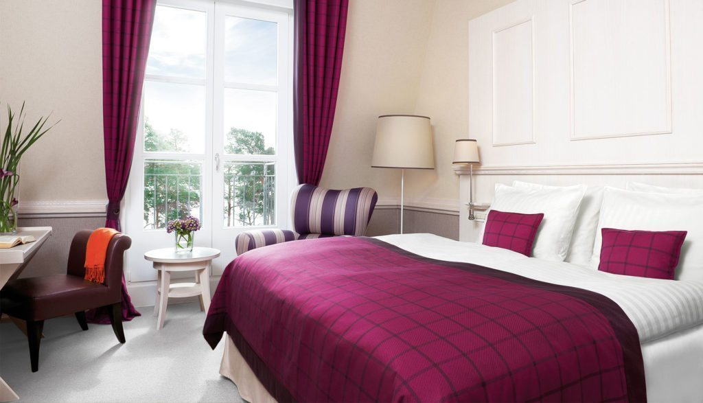 A-Rosa Scharmützelsee Doppelzimmer Superior Bett
