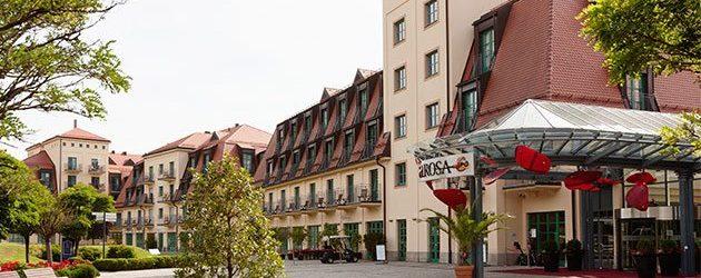 A-Rosa Scharmützelsee Haupteingang
