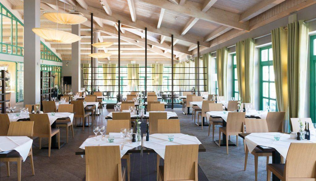 A-Rosa Scharmützelsee Restaurant Greenside