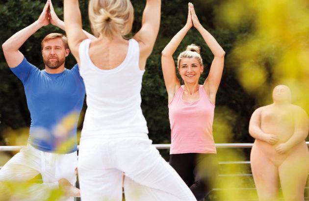 Scharmützelsee Yoga