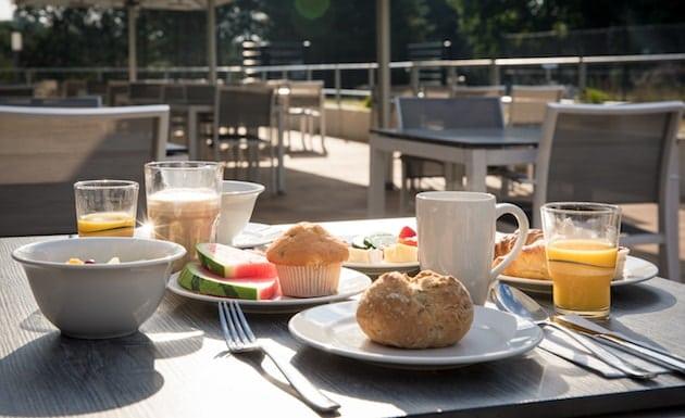 Frühstück a-ja Bad Saarow