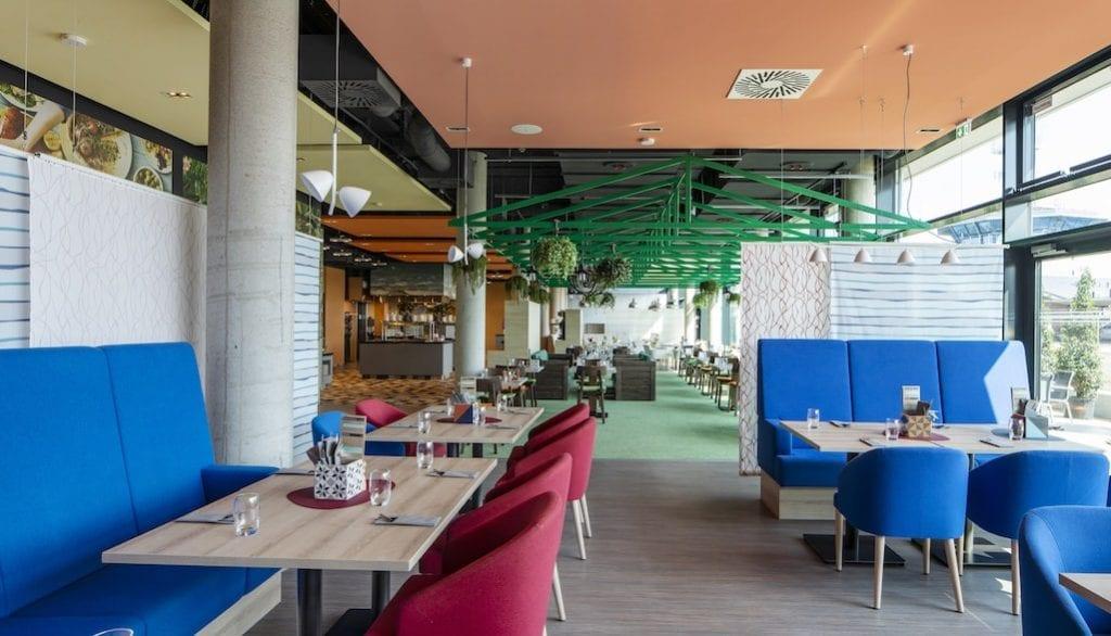 a-ja Travemünde Restaurant