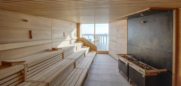 a-ja Travemünde Sauna