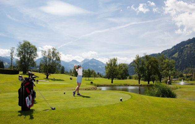 Kitzbühel Golfplatz