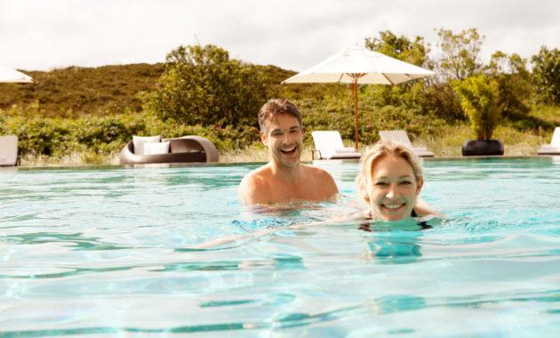 Wellness Outdoor-Pool