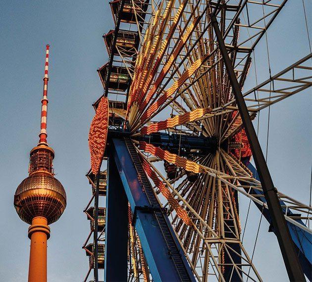 Berlin Riesenrad