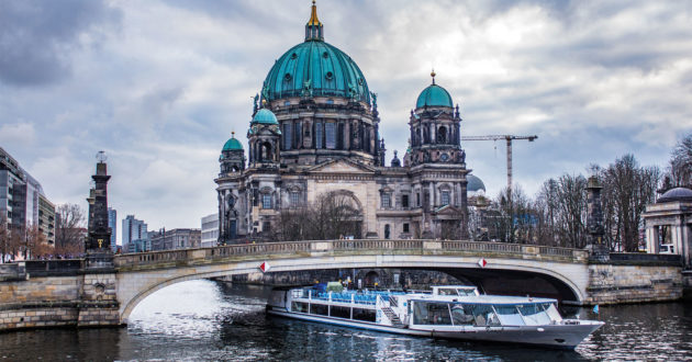 Bootstour Spree - Berliner Dom