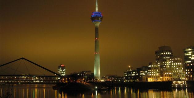 Düsseldorf Rheinturm