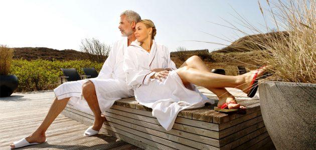 Paar in Sonne A-ROSA Sylt
