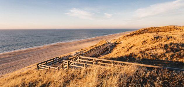 Sylt Strand Landschaft
