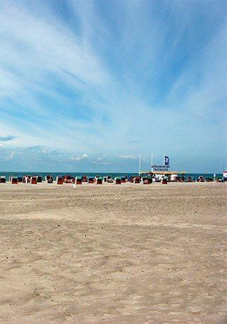 Warnemünde Strand