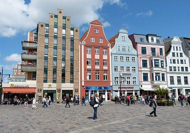 Rostock Altstadt