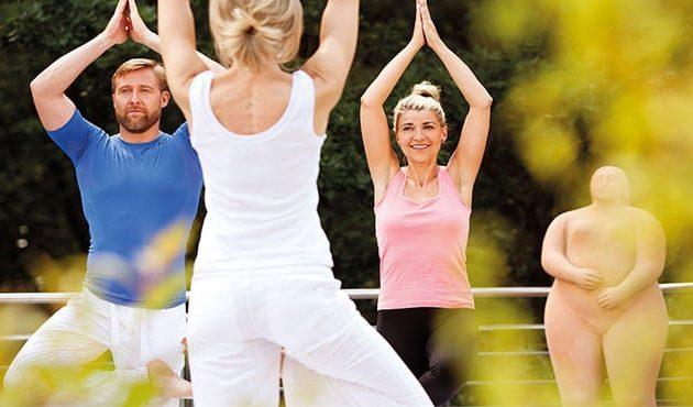 A-Rosa-Scharmützelsee Yoga