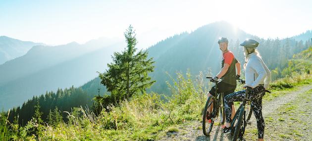 Fahrradtour Ruhpolding