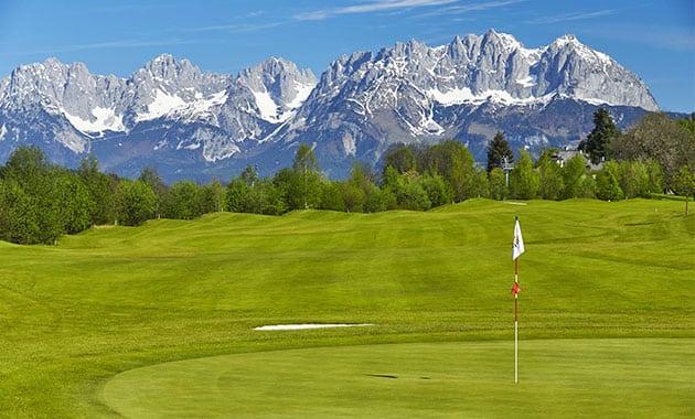 Golfplatz Kitzbühel