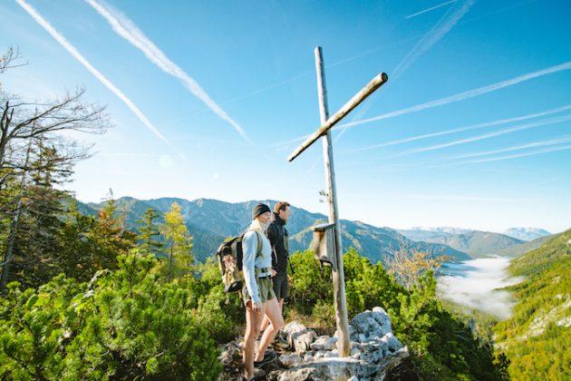 Ruhpolding Gipfelkreuz