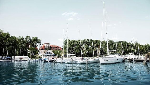 Scharmützelsee Yachthafen