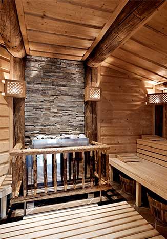 SPA Sauna Kitzbühel
