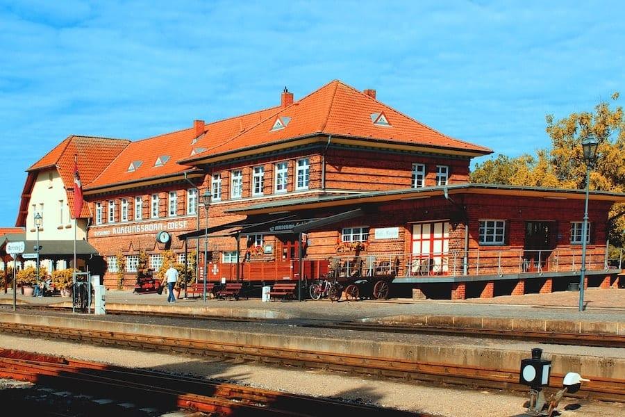 Bahnhof Kühlungsborn