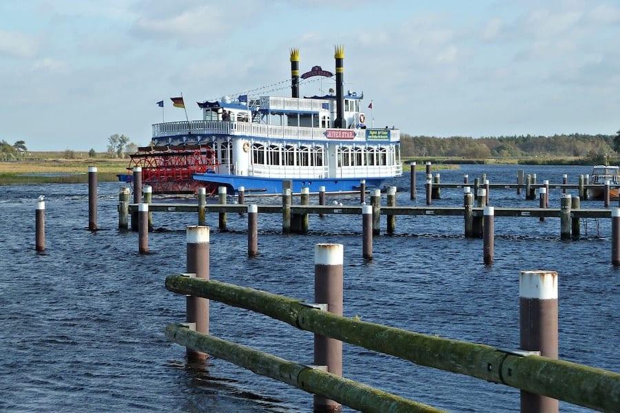 Hafen Prerow