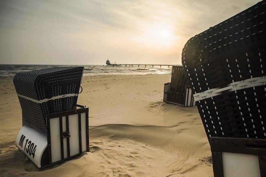 Zinnowitz Strand