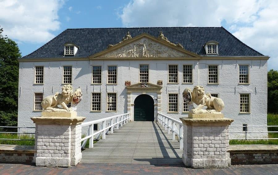Dornum Wasserschloss