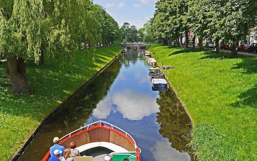 Friedrichstadt Kanal