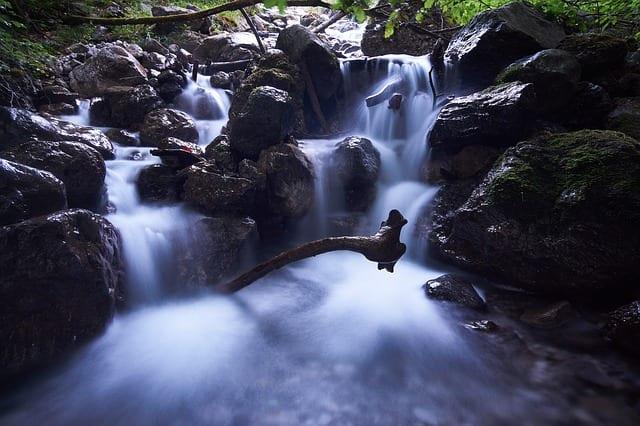Insbruck Wasserfall