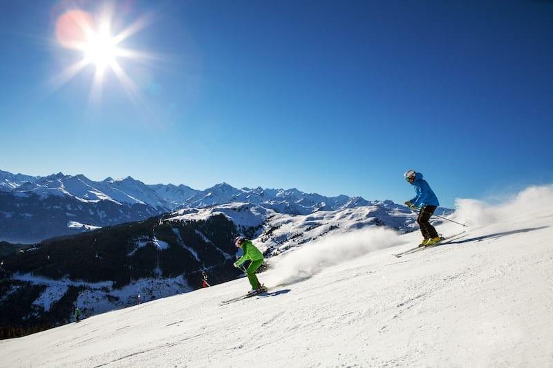 Kitzbuehel Skifahren