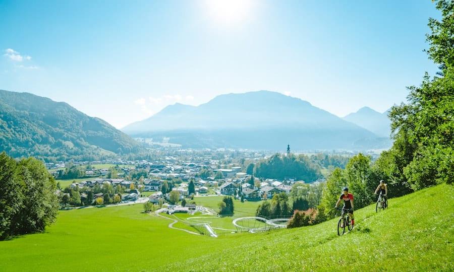 Ruhpolding Mountainbike